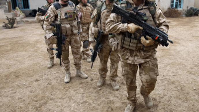 War or prosperity? UK announces higher price tag for Afghan war while cutting vital social services