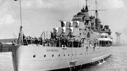 67 years overdue: UK to finally honor WWII Arctic Convoy heroes