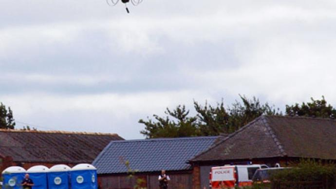 Brit brother: Drones to watch over UK streets