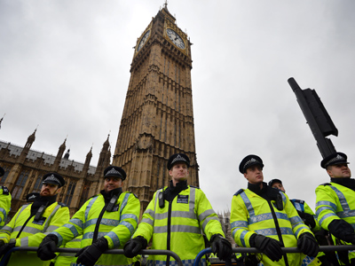 'Criminal refuge': UK police warn against opting-out of EU laws