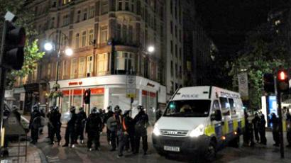 Chaos in London: Britain rocked by worst riots in decades