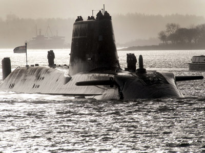 Amber warning: Britain's ageing nuclear submarines a risk – Navy's watchdog