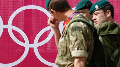 '50-50 chance' explosives could be sneaked into London Olympics