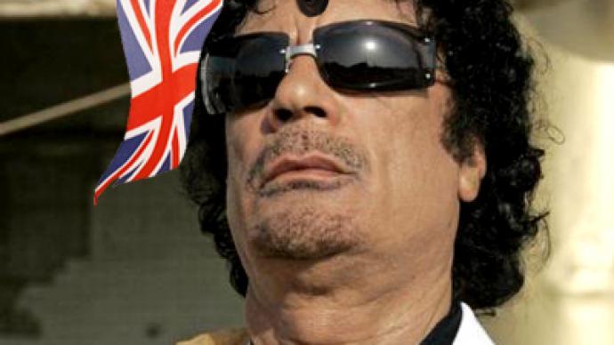 UK shows discord over regime change in Libya