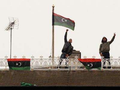 British brains, brawn and bombs bolster Libyan rebels