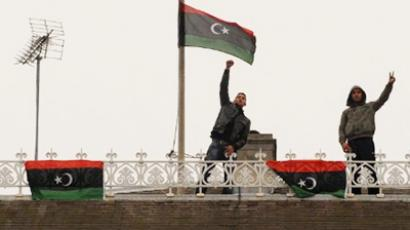 British brains, brawn and bombs bolster Libyan rebels