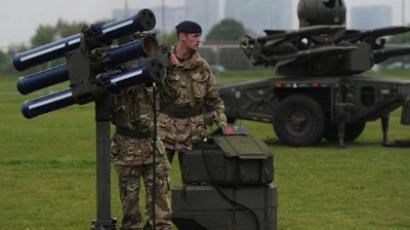 UK rolls out LRAD sonic gun for London Olympics