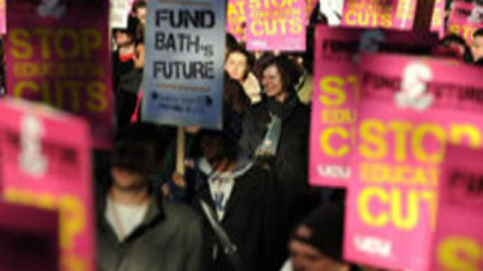 UK students' saga continues – round three