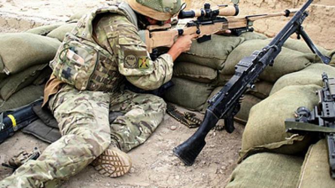 UK trooper cuts off Taliban fingers as souvenirs