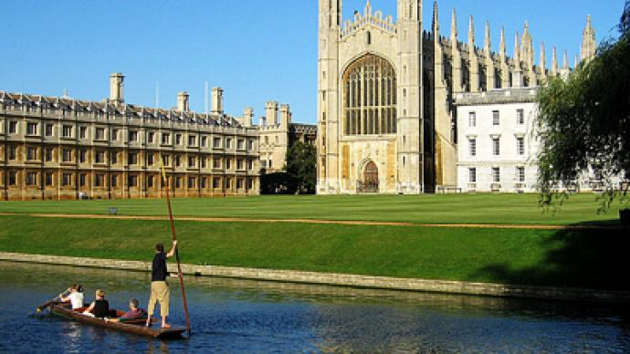 UK universities in shade of tyranny