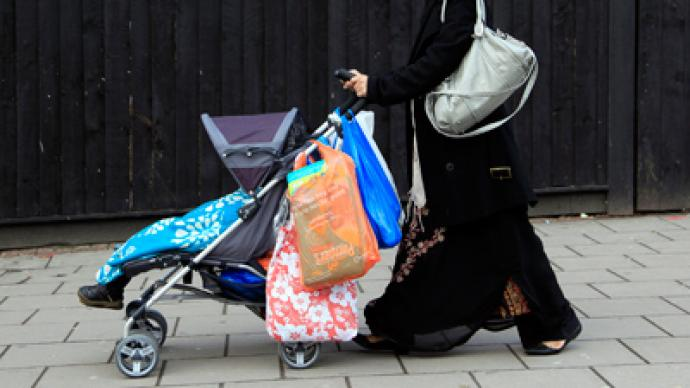Muslim woman barred from school parents' event for wearing veil