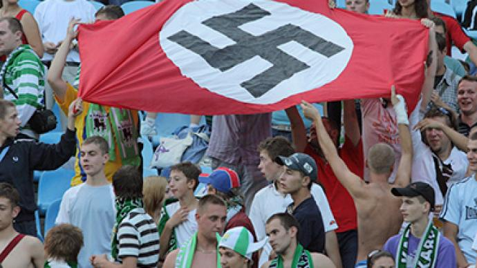 Race to the bottom: UK media compete to outscare each other over 'racist' Ukraine