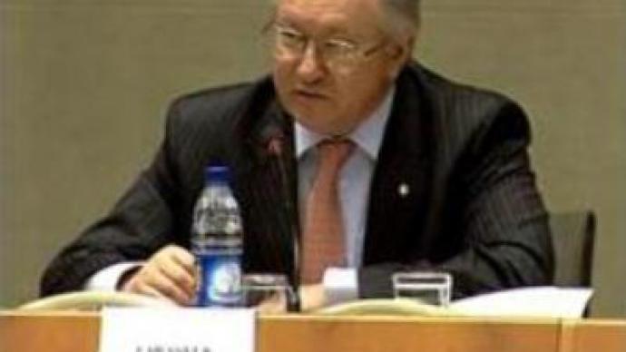 Ukrainian Foreign Minister resigns