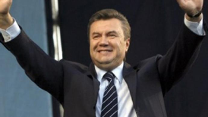 New Ukrainan president invited to Russia amid tension over election results