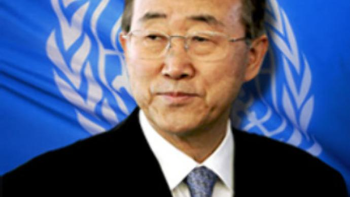 UN chief to hear Russia's demand for bigger role