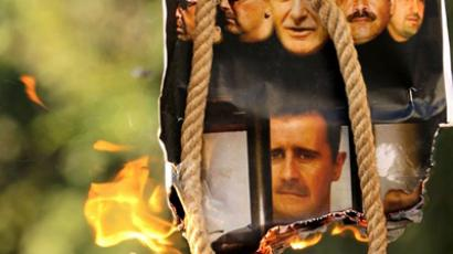 "Assad's multi-party offer dismissed amid Hama ""blackout"""