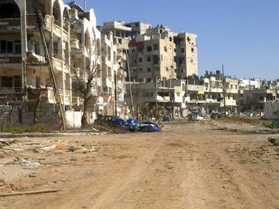 UN prepares food aid for 1.5 million Syrians