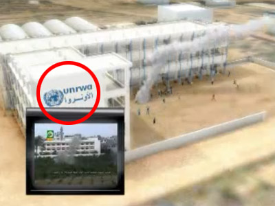 Exposed: UN agency rips IDF for video alleging militants use its Gaza schools to launch rockets