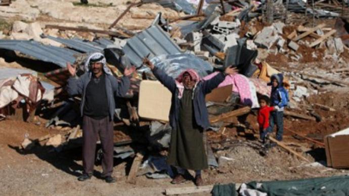 UN tells Israel to halt demolition of Palestinian homes
