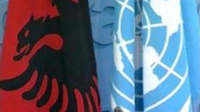 UN mission in Belgrade to discuss Kosovo status