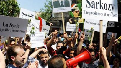 Syrian forces shoot dead dozens of protesters