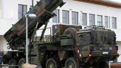 NATO, US accuse Syria of firing scud missiles