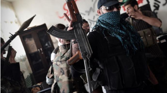 Increased numbers of 'foreign elements,' Jihadi groups operating in Syria