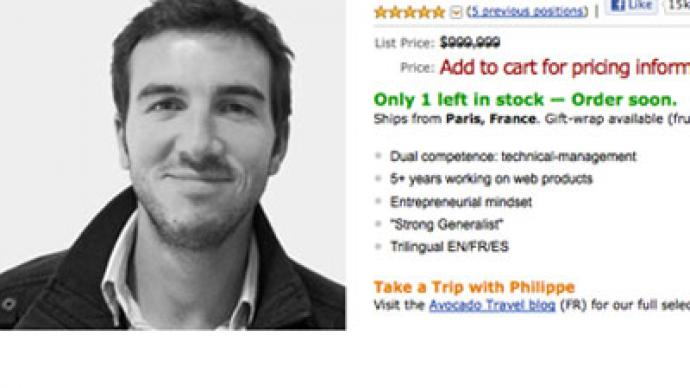Amazon job hunt: Frenchman's creative CV goes viral
