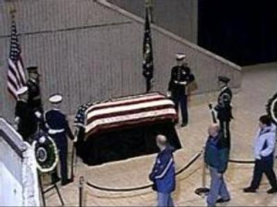 United States mourn Gerald Ford