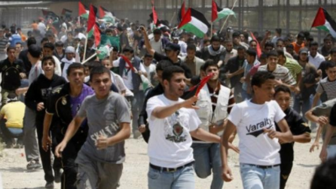 Palestinians might use example of unrest in Arab World - pundit