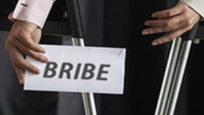 $U.S. 33 BLN a year: Russian corruption revealed