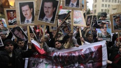 Kofi Annan appointed UN-Arab League envoy to Syria