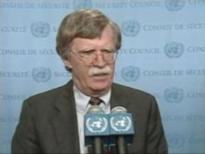U.S. Ambassador to UN steps down
