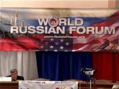 U.S. and Russian elites meet in Washington