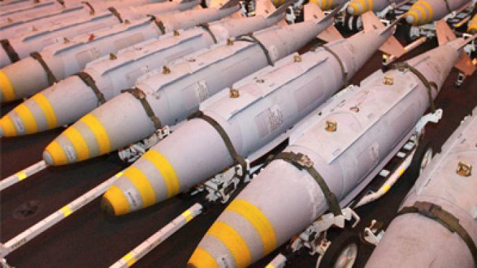 Is Washington arming anti-Iran coalition?