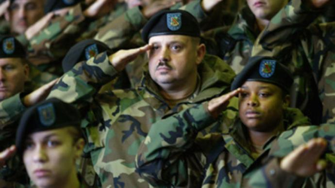 US army fights for recruits as AWOL rate rises