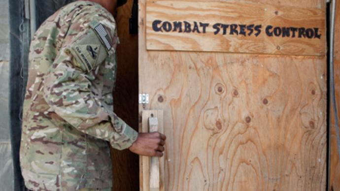 War on drugs? 110k active US troops 'on prescribed meds'