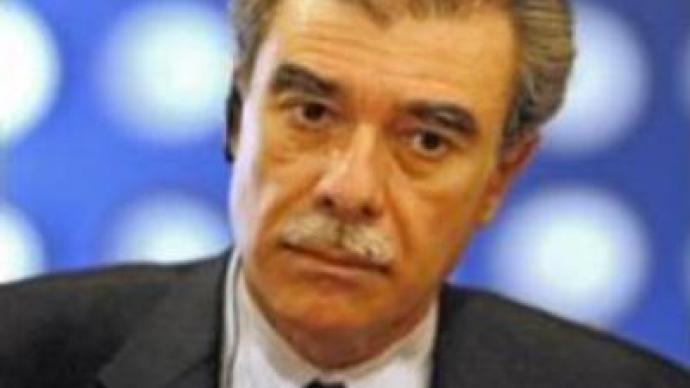 U.S. backs Russia's WTO bid: Gutierrez