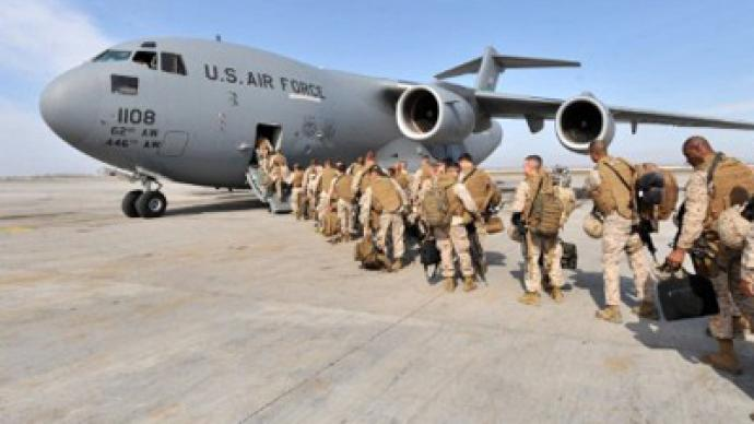 Kyrgyzstan announces closure of  US air base – again