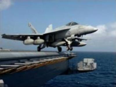 U.S. begins naval maneuvers in the Gulf