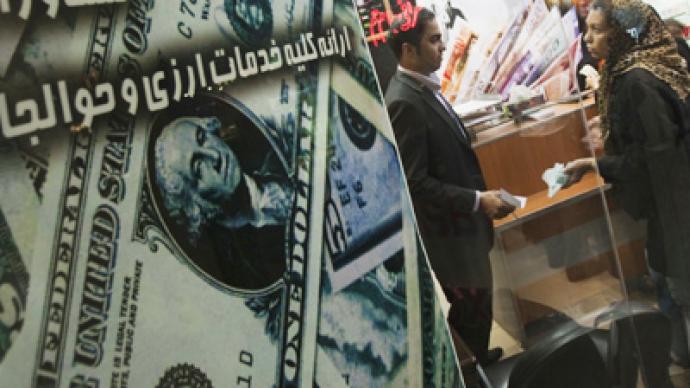 Obama orders global US Iran asset block