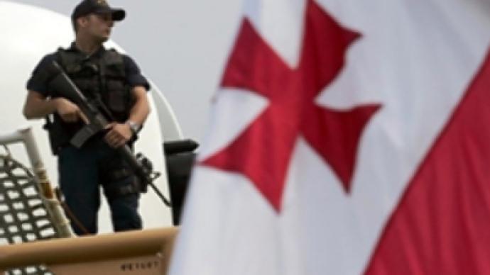 U.S. cyber warriors to protect Georgia?