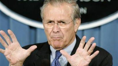 "Rumsfeld takes no responsibility in ""Known and Unknown"""