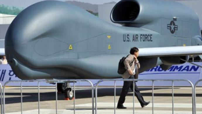 US Military Surveillance Future Drones Now Come In Swarms