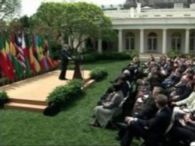 U.S. holds Malaria Awareness Day
