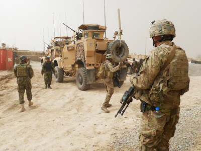 Unfriendly fire: US hush-up over Afghan allies killing American troops?