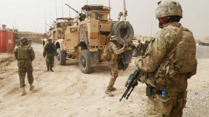 UK soldiers accused of gunning down Afghan boys drinking tea