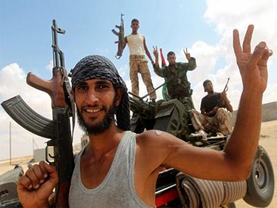 Make money, make war: UK profits from Libya mess