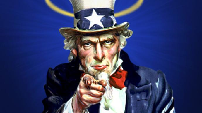 US media draw halo over Uncle Sam's head – US journalist