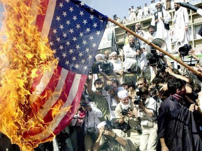 Arab Spring part of 'US divide-and-conquer plan'